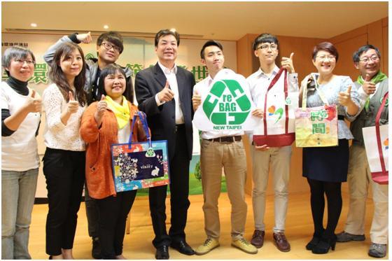 公民青年團體齊響應reBAG袋袋相傳